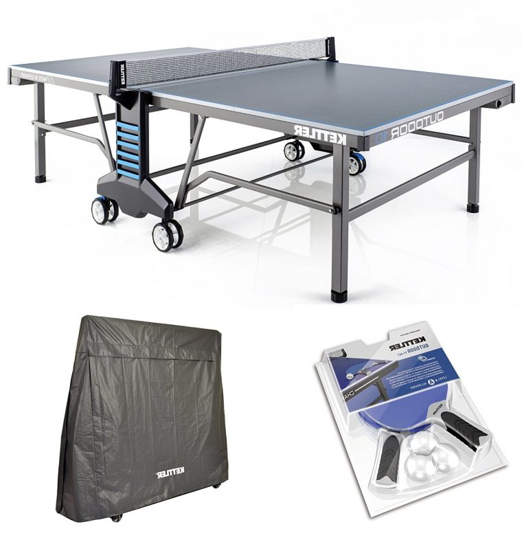 kettler ping pong table covers