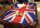 pool table hard cover top