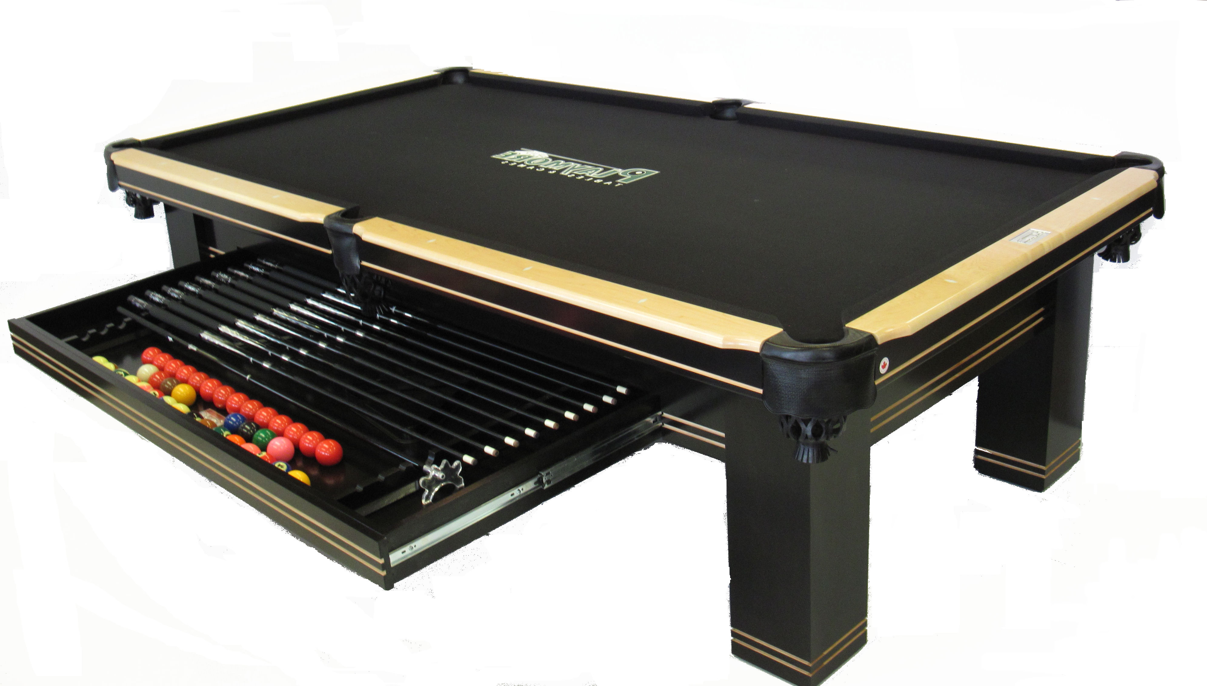 pool table hard cover