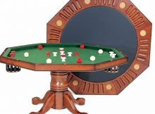 pool table poker cover top insert