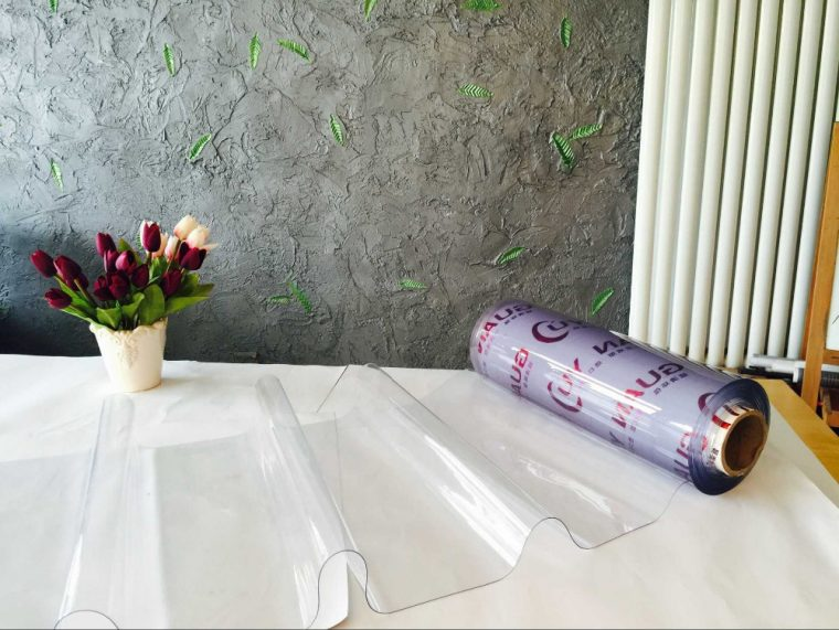 thick plastic table covers rolls