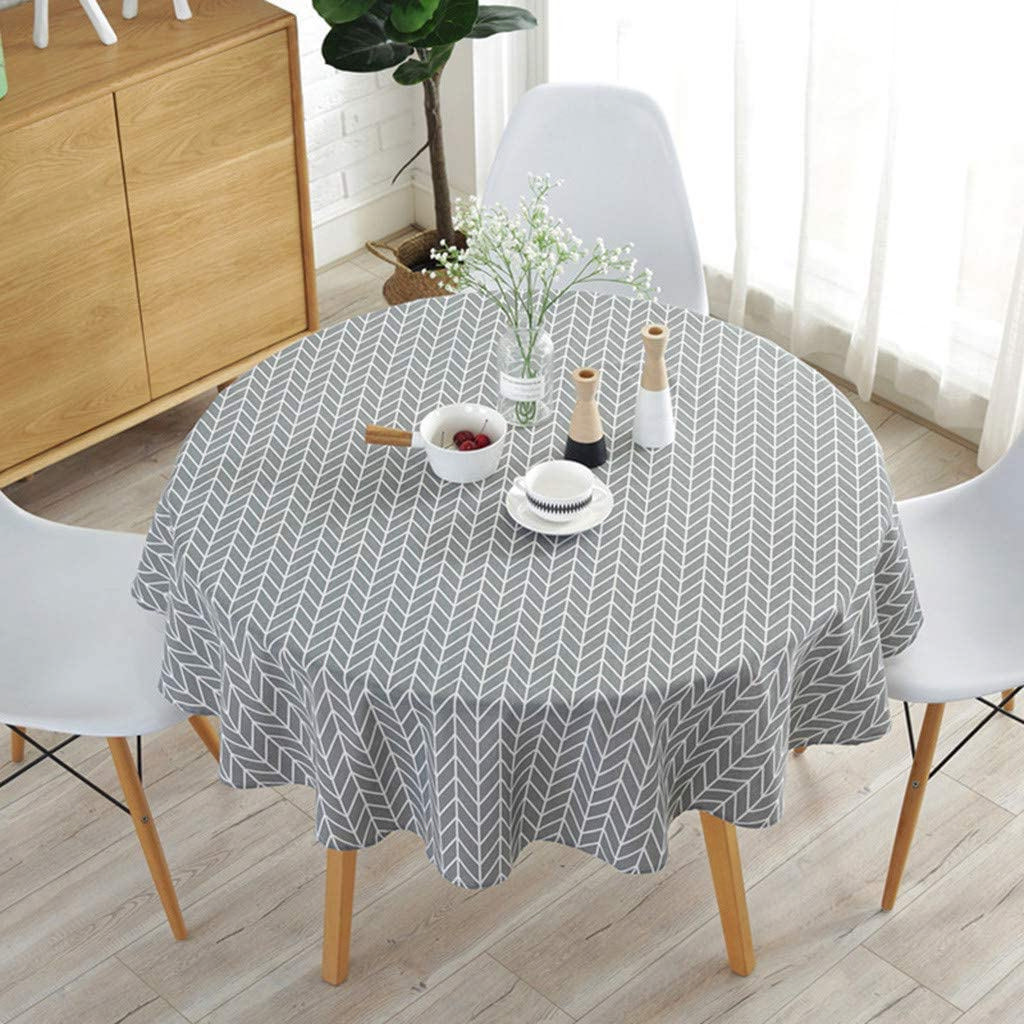 Looking For 60 Inch Round Tablecloth For Casual Dining? Check Out Here | Table Covers Depot