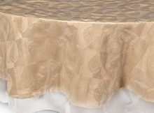 Shopping for 70 x 120 Oval Tablecloth? Here's What You Need to Consider | Table Covers Depot