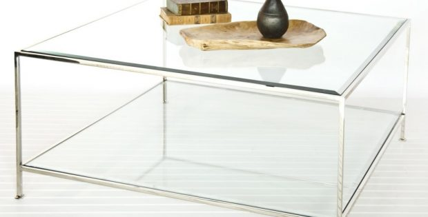 Acrylic Table Top Cover with Clear View