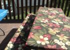 Awesome Flower Fitted Vinyl Picnic Table Covers