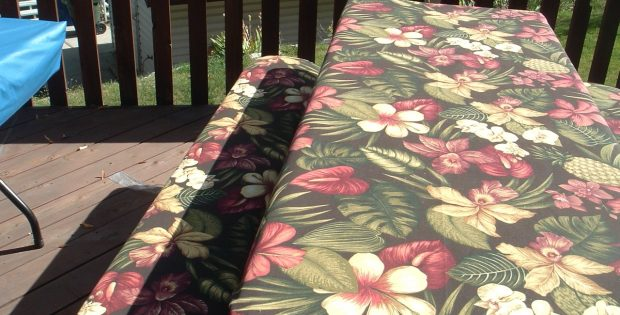Fitted Vinyl Picnic Table Covers
