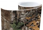 Camo Plastic Table Covers Roll
