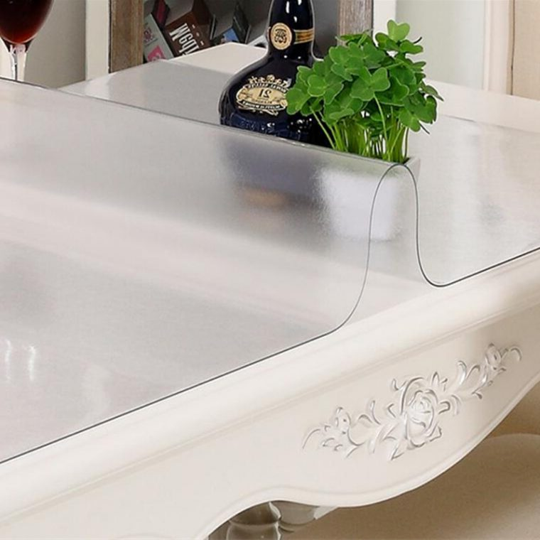 Cheap Clear Thick Plastic Table Covers