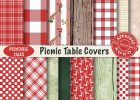 Cheap Fitted Vinyl Picnic Table Covers for Sale