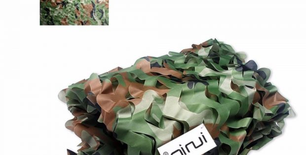 Camo Plastic Table Covers Party Banquet