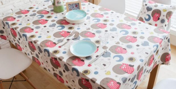Cheap Table Covers For Parties Ideas