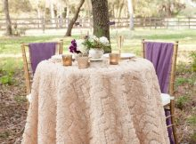 Cool Table Covers Small Banquet Outdoor Table