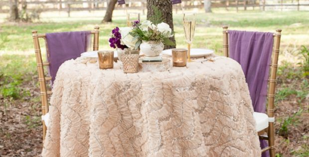 Cool Table Covers For Table Decorations