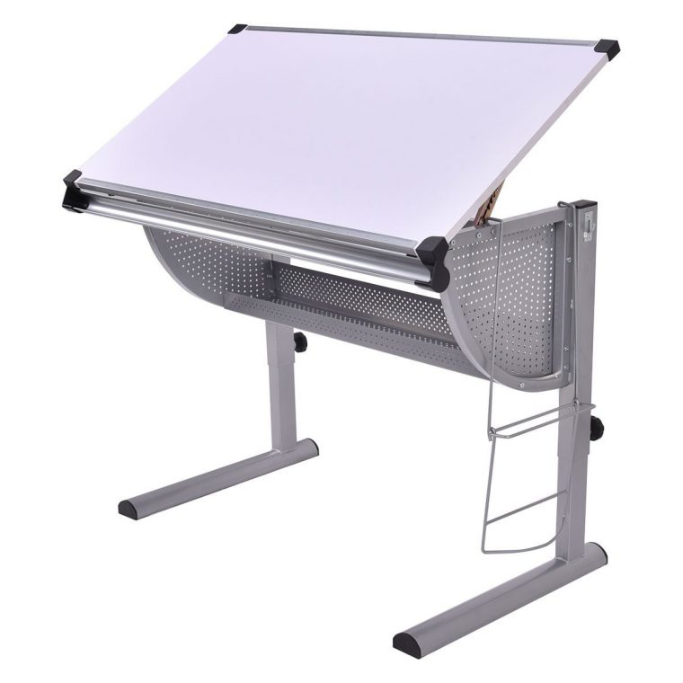 Drafting Table Cover Material White Designs