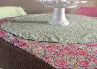 Fitted Quilted Vinyl Card Table Covers