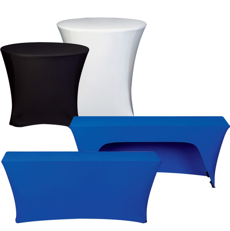 Fitted Rectangular Vinyl Table Covers Design