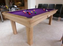 Hard Pool Table Covers Top