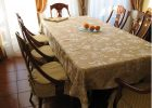 Light Brown Plastic Table Covers
