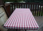 Patio Fitted Vinyl Picnic Table Covers