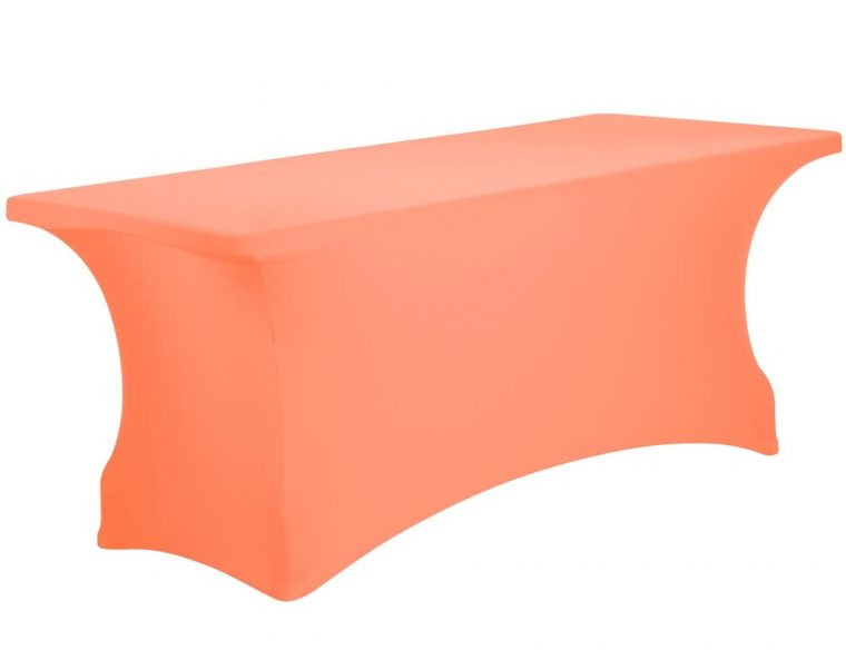 Pink Spandex Covers For Tables