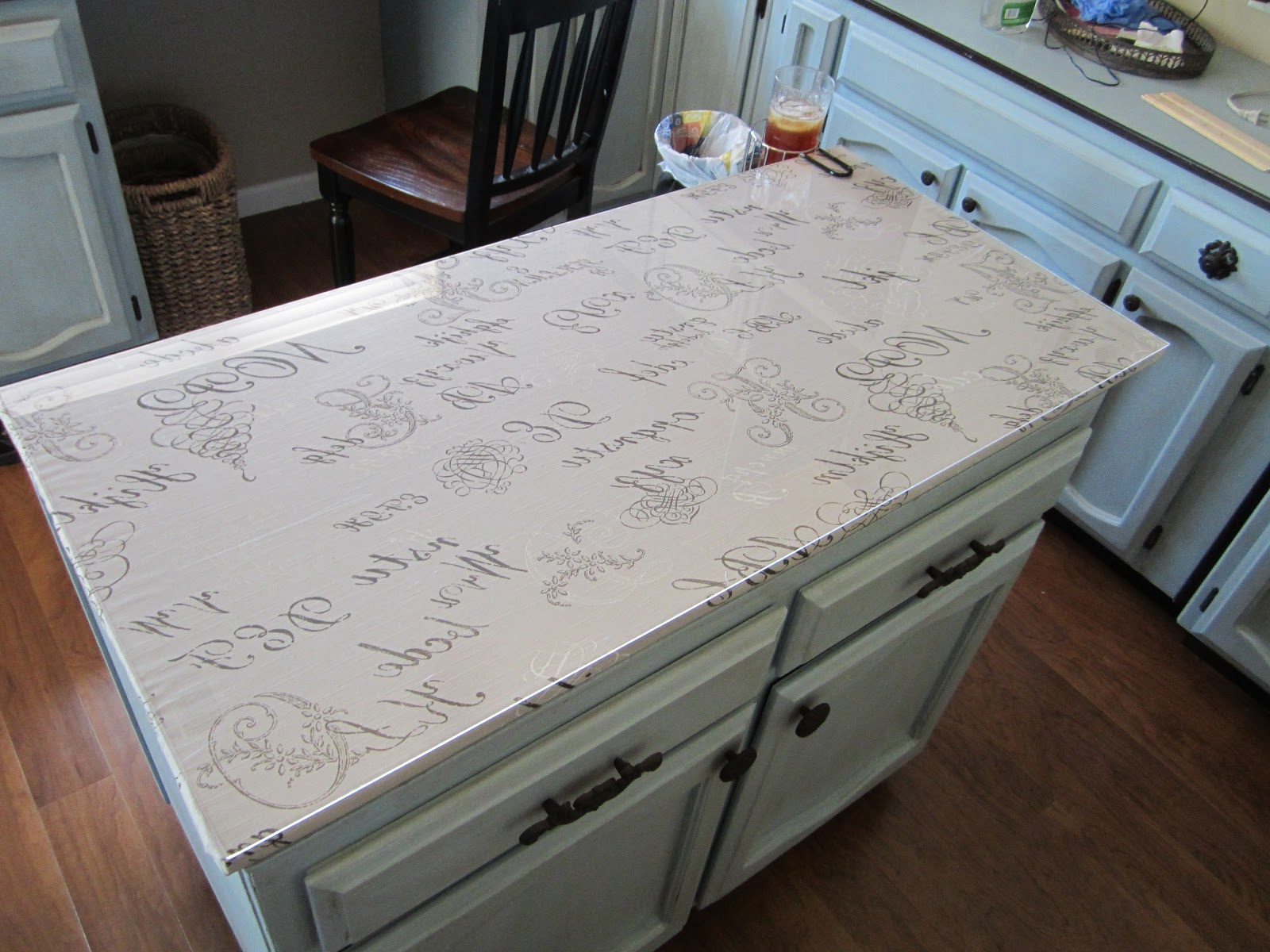 Plexiglass Table Top Covers For Kitchen Island