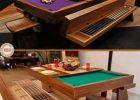 Pool Table Covers Hard Top Wood UK