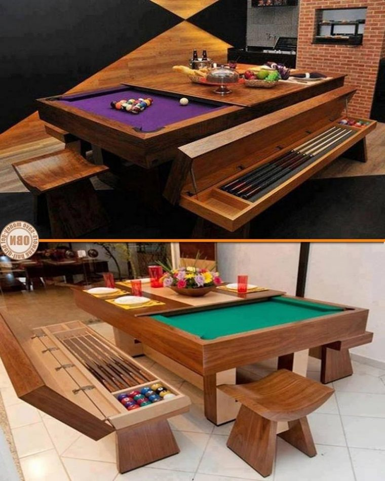 Pool Table Covers Hard Top Designs