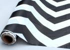 Rolls Of Plastic Table Covers For Banquet Tables Black and White