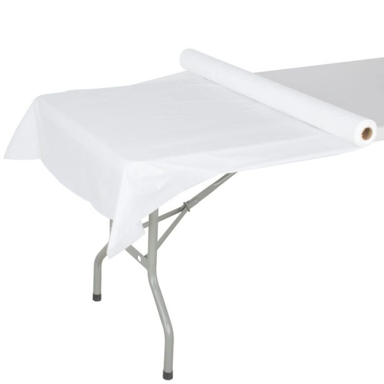 Rolls Of Plastic Table Covers For Banquet Tables White Australia