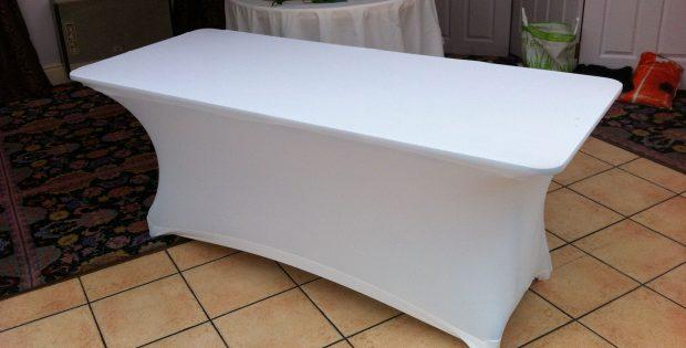 Spandex Bar Table Covers Ideas