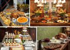 buffet table setting ideas pictures buffet table decorations for weddings