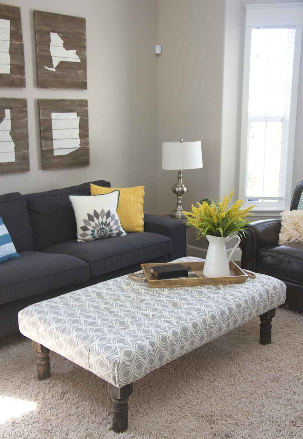 Easy And Quick Guideline To Make Padded Coffee Table Covers | Table Covers Depot