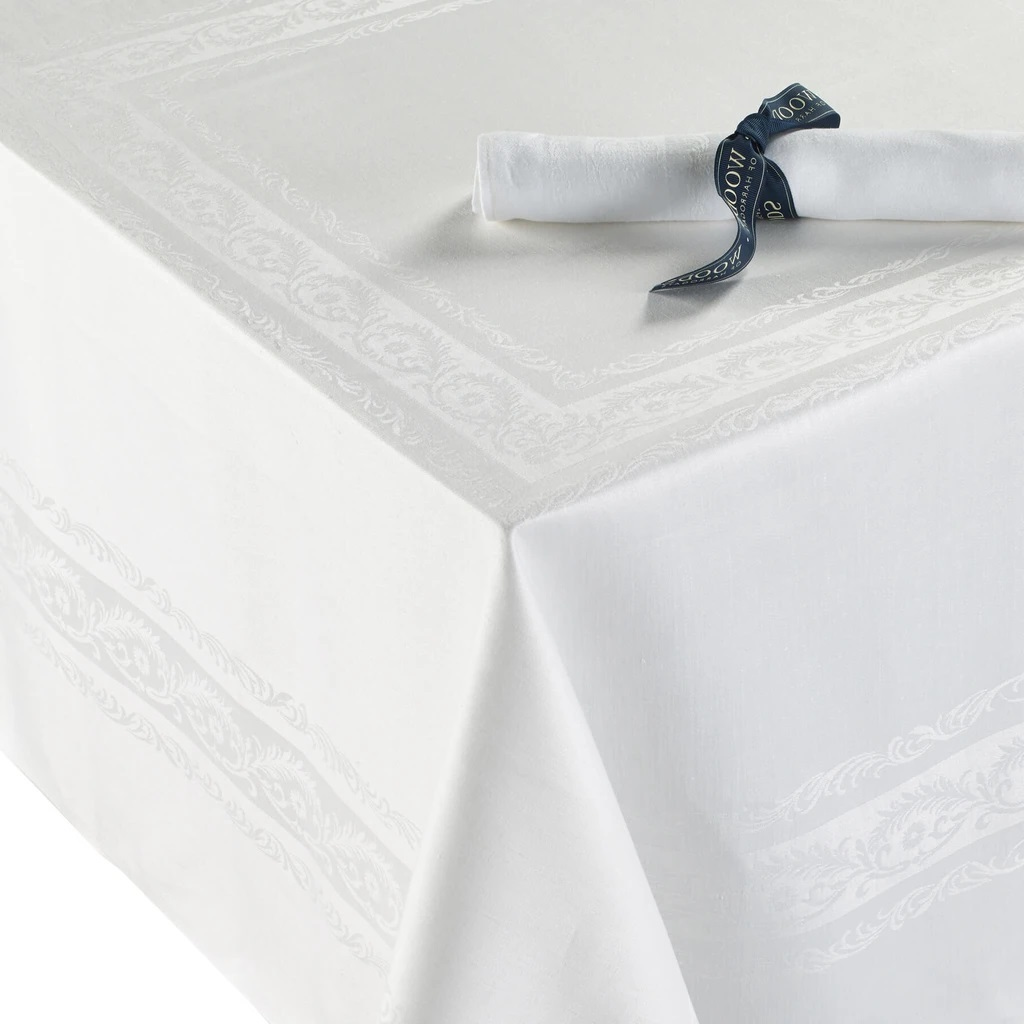 4 Reasons Why Irish Linen Tablecloths Known For Its Premium Quality | Table Covers Depot