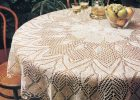 knit tablecloth tablecloth rental tablecloth vintage