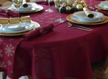 5 Best Types of Oval Holiday Tablecloth for Special Celebration | Table Covers Depot
