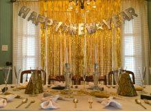 8 Dining Table Decor for New Year's Eve That You Don't Know Yet   Table Covers Depot