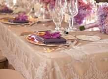 How to Create an Elegant Tablecloth Setting that You Can't Learn from Books | Table Covers Depot