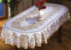 skirt for table tablecloth size for 60 round table what size tablecloth for oval table that seats 6