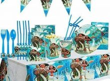 American Greetings' Moana Plastic Table Cover at Online Stores for Your Kids Birthday Bash | Table Covers Depot