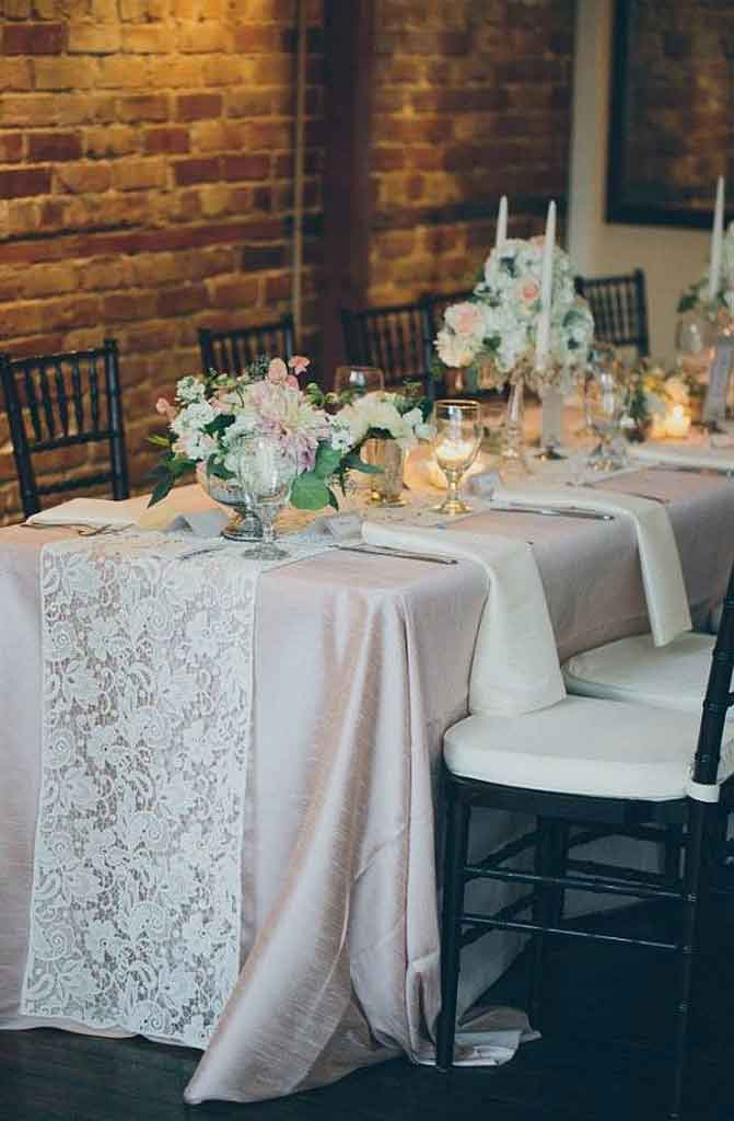 5 Reasons to Use Lace Wedding Tablecloth That You Should Know | Table Covers Depot