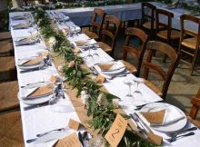 3 Advantages of Using Burlap Wedding Table Runner That You Should Know   Table Covers Depot