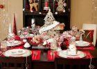 beautiful christmas table settings modern christmas table settings ideas