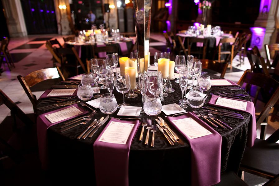 Good For All Occasions, Here Are Black Linen Tablecloth Application Ideas For You | Table Cover Depot