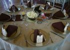 cheap table linens for weddings rentals wedding linens