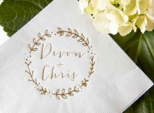 Get to Know the Best Material for a Cheap Wedding Napkin | Table Covers Depot