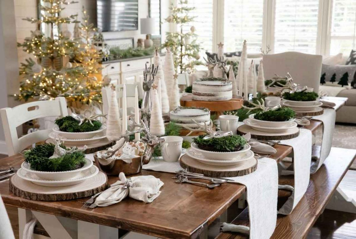 Ideas for Christmas Buffet Table Decorations? Check These Out!   Table Covers Depot