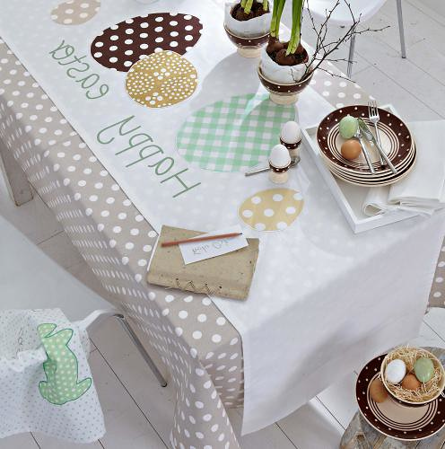 Easter Table Linens And Other Tabletop Decoration Ideas For You | Table Covers Depot