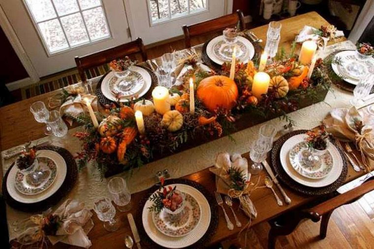 fall placemats and runners-fall themed tablecloths-autumn harvest tablecloth