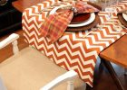 fall table runners funky chevron table runner fall themed table runners