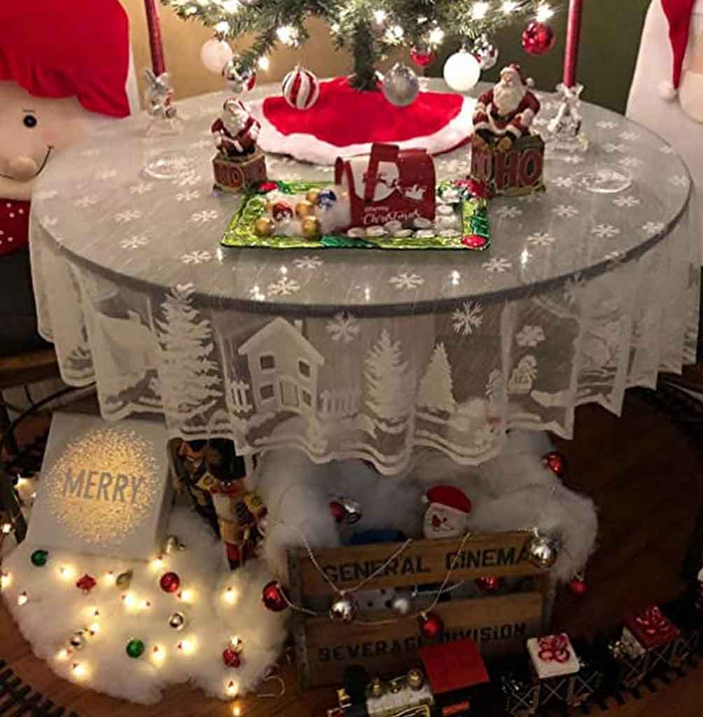 Impressive Holiday Tablecloths for a Fabulous Feast That You Should Know   Table Covers Depot